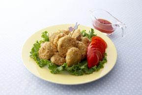 野菜ナゲット